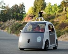 Как будет выглядеть беспилотный автомобиль Google