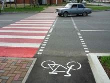 Пешеходные переходы в Набережных Челнах совмещены с велодорожками неправильно. Что делать?