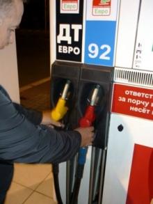 Бодяжный бензин?