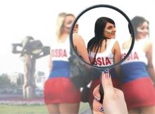 Челнинские девушки - американский взгляд