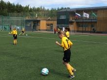 Челнинцы заняли третье место на всероссийских соревнованиях по смешанному футболу
