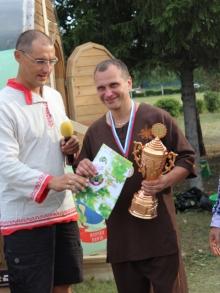 Литовец Владас Йокубаускас лучший в спортивном парении