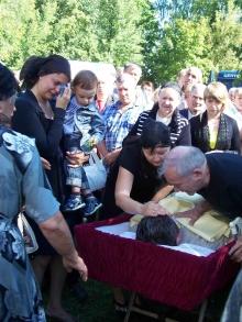 В Набережных Челнах проводили в последний путь Александра Веретенникова