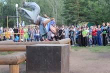 В Набережных Челнах прошел фестиваль «Maxiart Урмания-2014»