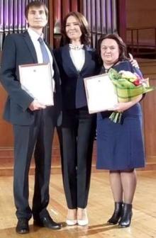 Альфия Когогина и ее дети