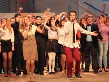 В Набережных Челнах стартовала студенческая лига КВН (ВИДЕО)