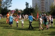 Народный «пятачок» в Сидоровке
