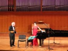 «Русский Паганини» дал концерт в Органном зале Набережных Челнов