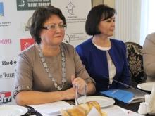 Бизнесмены города Набережные Челны пообедали с Ниной Исаковой