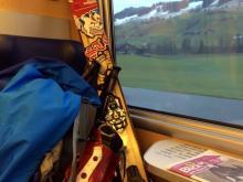 Лыжи и сноуборды в поездах дальнего следования разрешили перевозить бесплатно