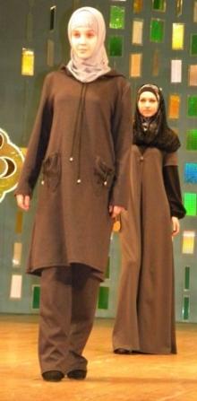 Хиджаб для модниц