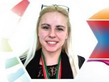 Дзюдоисты из Набережных Челнов: Дарья Конева завоевала 'золото'