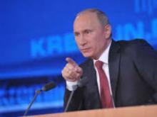 Путин: «Воюющие на Юго-востоке Украины по зову сердца – не наемники»