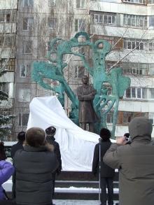 Открыт памятник Тукаю