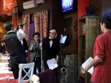Театр 'Мастеровые' покажет спектакль 'Тестостерон' прямо в кафе