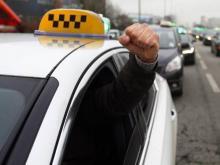 Война таксистов: челнинские против курганских