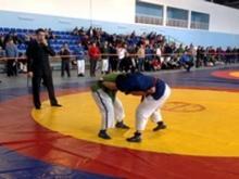 Три первых места завоевали юные спортсмены из Набережных Челнов на турнире по борьбе на поясах