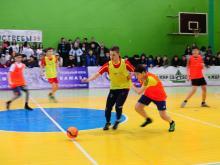 ФК «КАМАЗ» ищет молодые таланты в школьных футбольных командах