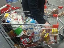Челнинец лишился борсетки, оставив ее в тележке для продуктов