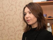Альфия Когогина посетила общежитие института КФУ в Набережных Челнах