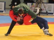 Данис Гараев и Ильяс Газизуллин стали чемпионами России на борьбе курэш