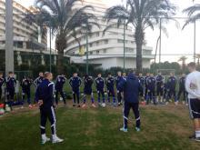 ФК 'КАМАЗ' начал второй учебно-тренировочный сбор в турецком городе Белек