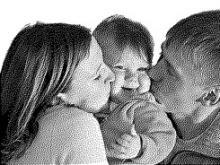 Приемные родители выбирают девочек