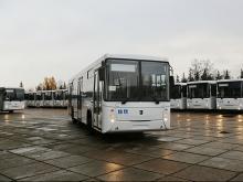 Набережные Челны покупают 190 больших автобусов...