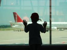 Малыши - эмигранты уезжают из Набережных Челнов в Италию и ФРГ