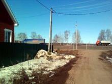 Жители поселка Сосновый Бор просят посадить лесополосу для защиты от трассы М-7