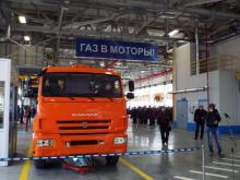 «КАМАЗ» идет на штурм российского рынка газомоторной техники