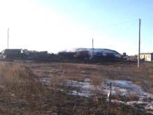 Жители поселка Кама страдают от едкого запаха очистных сооружений