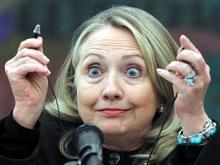 «Россия давала деньги Хиллари Клинтон»