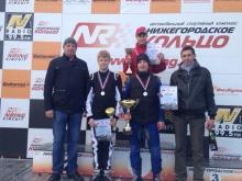 Челнинские гонщики заняли призовые места в Нижнем Новгороде