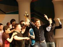 Нижнекамская команда «Свои» победила в студенческом КВН