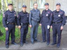 Как полицейские спасали жильцов общежития
