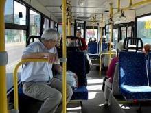 Маршруты для больших автобусов