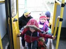 Детей в Тукаевском районе перевозили на неприспособленных автобусах