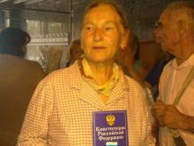В Набережных Челнах 'Коммунисты России' опять осаждают избирком