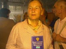 Наилю Магдееву не удалось уговорить протестующих покинуть офис избиркома
