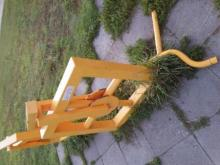 Вандалы сломали руль у скульптуры 'Велосипед' на проспекте Чулман