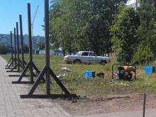 Прокуратура требует снести незаконную постройку у дома 20/07 в Набережных Челнах