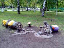 В Набережных Челнах вандалы разломали еще одну скульптуру
