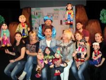 Тремя премьерами открывает новый сезон театр кукол