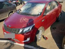 В Нижнекамске отвергнутый мужчина разбил стекла на машине 'обидчицы'