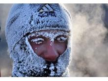 И в снег, и в ветер: торговцы не уйдут с ярмарки, несмотря на погоду