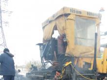 Ремонт дороги: «Камдорстрой» нарушает технологию?