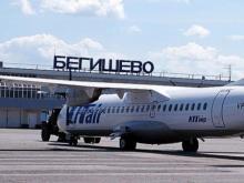 Следующий авиарейс из Египта прилетает в аэропорт «Бегишево» 13 ноября