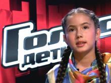 Саида Мухаметзянова из проекта «Голос-Дети» едет выступать в Набережные Челны