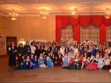 Челнинцы провели бал в Казани